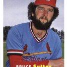 2015 Topps Archives 58 Bruce Sutter