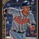 2015 Topps Gypsy Queen 245 Andrelton Simmons