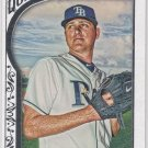 2015 Topps Gypsy Queen Framed White 236 Jake Mcgee
