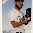 2015 Topps Heritage 4 Danny Duffy