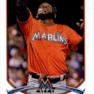 2015 Topps Stickers 178 Marcell Ozuna