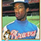 1976 Topps 256 Rowland Office