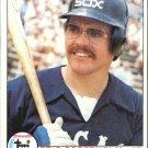 1979 Topps 186 Eric Soderholm
