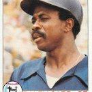 1979 Topps 309 Ralph Garr