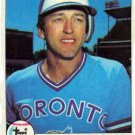 1979 Topps 492 Bob Bailor