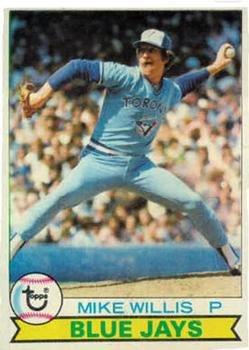 1979 Topps 688 Mike Willis