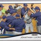 2014 Topps 285 Jonathan Lucroy