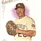 2014 Topps Allen and Ginter 99 Wilin Rosario