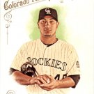 2014 Topps Allen and Ginter 109 Jhoulys Chacin