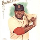 2014 Topps Allen and Ginter 27 David Ortiz