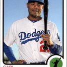 2014 Topps Archives 5 Carl Crawford