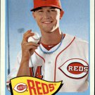 2014 Topps Heritage 128 Mike Leake