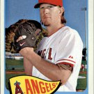 2014 Topps Heritage 140A Jered Weaver