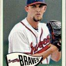 2014 Topps Heritage 411 Mike Minor