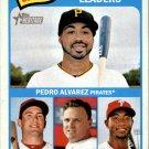 2014 Topps Heritage 4 Pedro Alvarez/Jay Bruce/Domonic Brown/Paul Goldschmidt