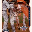 2014 Topps Opening Day 105 Brian Dozier