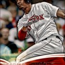 2014 Topps The Future is Now FN42 Xander Bogaerts