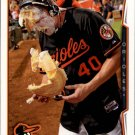 2014 Topps Update US140 Nick Hundley
