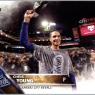 2016 Topps 358 Chris Young
