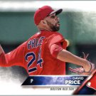 2016 Topps 450A David Price