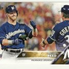 2016 Topps 538 Michael Reed RC