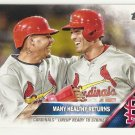 2016 Topps 492 Many Healthy Returns