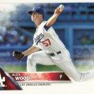2016 Topps 536 Alex Wood