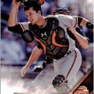 2016 Topps Berger's Best BB65 Buster Posey