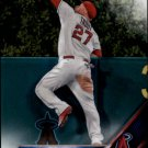 2016 Topps Chrome 1A Mike Trout