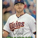 2016 Topps Heritage 380 Phil Hughes