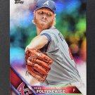 2016 Topps Rainbow Foil 480 Mike Foltynewicz