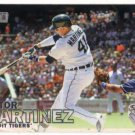 2016 Stadium Club 174 Victor Martinez