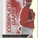 2013 Pinnacle Clear Vision Pitching Complete Game 3 Gio Gonzalez