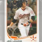 2013 Topps 104 Jed Lowrie