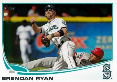 2013 Topps 277 Brendan Ryan