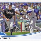 2013 Topps 645 Luis Cruz