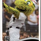 2013 Topps Stickers 54 Chicago White Sox