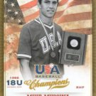 2013 USA Baseball Champions 13 Mike Mussina
