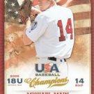 2013 USA Baseball Champions 43 Michael Main