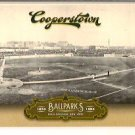 2012 Panini Cooperstown Ballparks 9 Polo Grounds