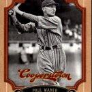 2012 Panini Cooperstown 52 Paul Waner