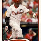 2012 Topps 280 Ryan Howard