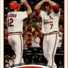 2012 Topps 320 Matt Holliday