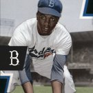 2012 Topps A Cut Above ACA22 Jackie Robinson