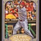 2012 Topps Gypsy Queen 159 Shane Victorino