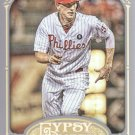 2012 Topps Gypsy Queen 2 Hunter Pence