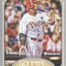 2012 Topps Gypsy Queen 83A Ryan Howard