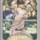 2012 Topps Gypsy Queen 101 Paul Konerko