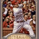 2012 Topps Gypsy Queen 197A David Freese
