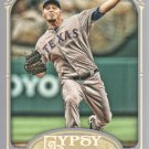 2012 Topps Gypsy Queen 203 Matt Harrison